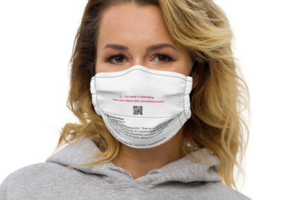 This Mask Is Misleading. Learn more about what aerosolized means.